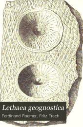Lethaea geognostica: Handbuch der erdgeschichte mit abbildungen der für die formationen bezeichnendsten versteinerungen ...