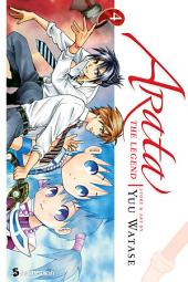 Arata: The Legend: Volume 4