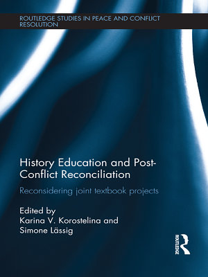 History Education and Post Conflict Reconciliation PDF