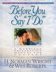 Before You Say I Do  Book PDF