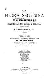 La flora segusina di G. Francesco Re