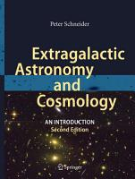 Extragalactic Astronomy and Cosmology PDF