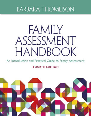 Family Assessment Handbook  An Introductory Practice Guide to Family Assessment PDF