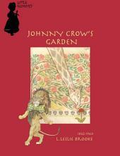 1903年英文童书绘本 Johnny Crow's Garden (强尼乌鸦的花园)