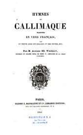 Hymnes de Callimaque