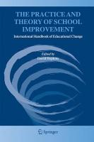 The Practice and Theory of School Improvement PDF