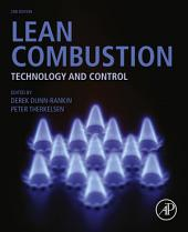 Lean Combustion: Technology and Control, Edition 2
