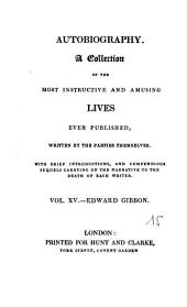 Memoires of the Life and Writings of Edward Gibbon, Esq: Volume 2