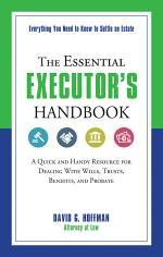 The Essential Executor's Handbook