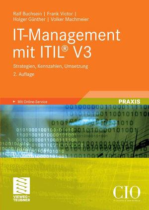 IT Management mit ITIL   V3 PDF