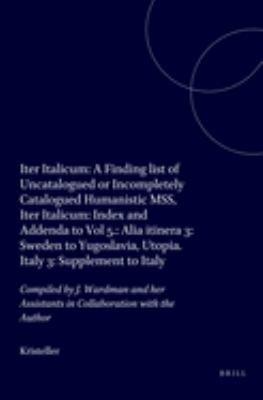Iter Italicum PDF