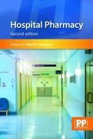 Hospital Pharmacy PDF