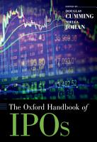 The Oxford Handbook of IPOs PDF