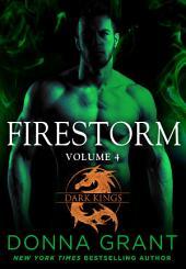 Firestorm: Volume 4: A Dragon Romance