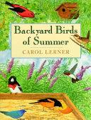 Backyard Birds of Summer PDF