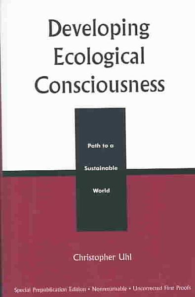 Download Developing Ecological Consciousness Book