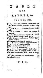 Le Journal des Scavans: Volume67