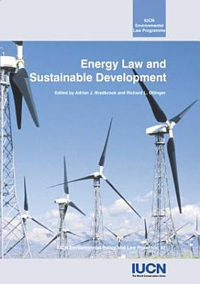 Energy Law and Sustainable Development PDF