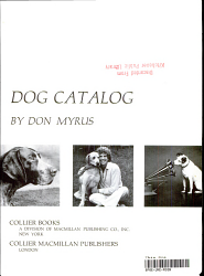 Dog Catalog PDF