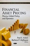 Financial Asset Pricing PDF
