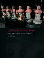 Love in Modern Japan PDF