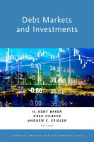 Debt Markets and Investments PDF