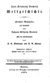 Weltgeschichte: Geschichte unserer Zeit ; 1, Band 12