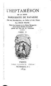 L'Heptaméron de la reine Marguerite de Navarre: Volume2