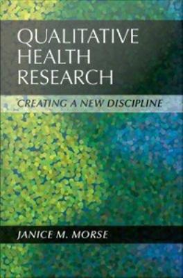 Qualitative Health Research PDF
