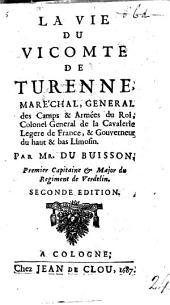 La Vie du Vicomte du Turenne. Séconde édition