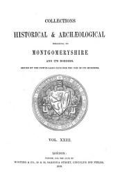 The Montgomeryshire Collections: Volume 23