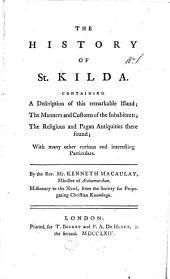 The history of St. Kilda