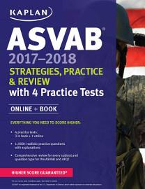 ASVAB 2017 2018 Strategies  Practice   Review With 4 Practice Tests