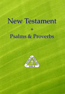 New Testament   Psalms   Proverbs  World English Bible PDF