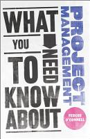 What You Need to Know about Project Management PDF