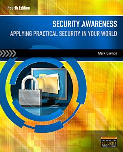 Security Awareness  Applying Practical Security in Your World PDF