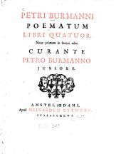 Poematum: Libri Quatuor