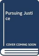 Pursuing Justice Book
