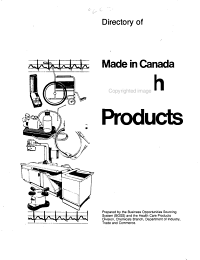 Directory of Made in Canada Health Care Products