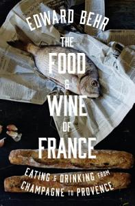 The Food and Wine of France Book