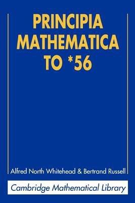 Principia Mathematica to  56