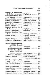 Pennsylvania State Reports: Volume 244