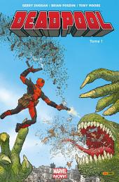 DEADPOOL MARVEL NOW T01: DEADPOOL PRSIDENT !