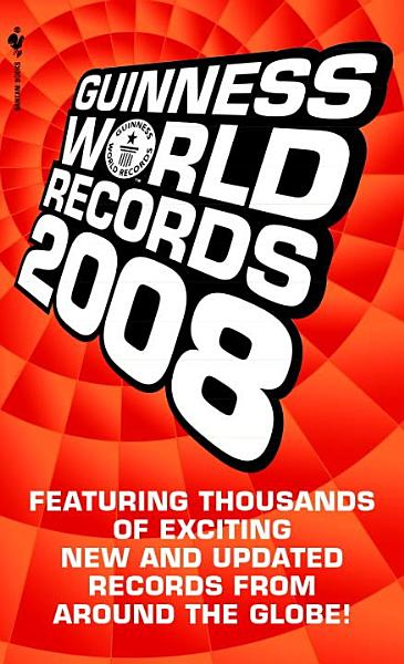 Download Guinness World Records 2008 Book