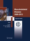 Musculoskeletal Diseases 2009 2012 PDF