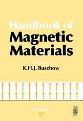 Handbook of Magnetic Materials: Volume 17