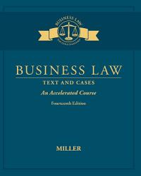 Business Law Text Cases An Accelerated Course Book PDF