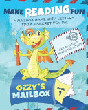 Ozzy's Mailbox: Motivate Reading Practice with Ozzy's Learn to Read Games for Kids 5-7! Interactive Letters from a Dragon Pen Pal, Dai