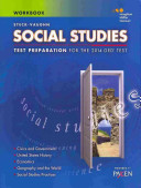 Steck Vaughn Social Studies Test Preparation for the 2014 GED Test