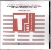 El diseño de tareas de traducción e interpretación: un instrumento en la enseñanza-aprendizaje del inglés como lengua extranjera en el Bachillerato